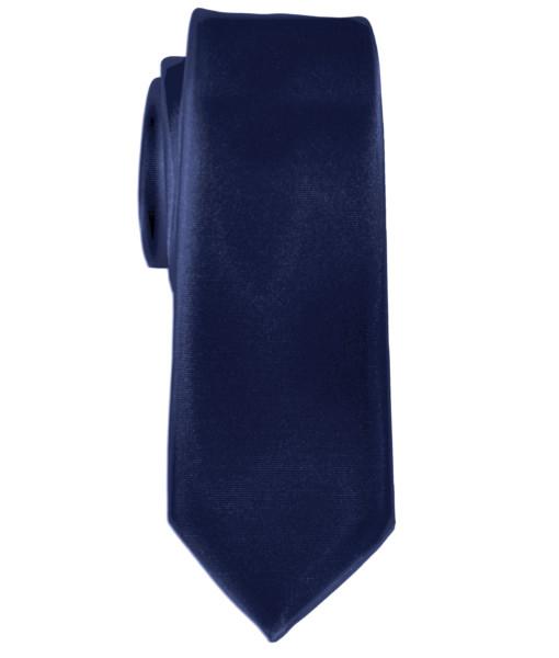 slim velluto blu